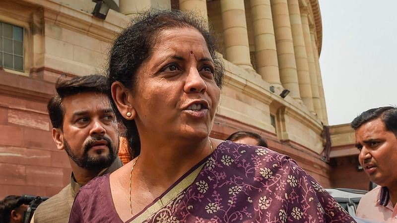 We do listen: FM Nirmala Sitharaman