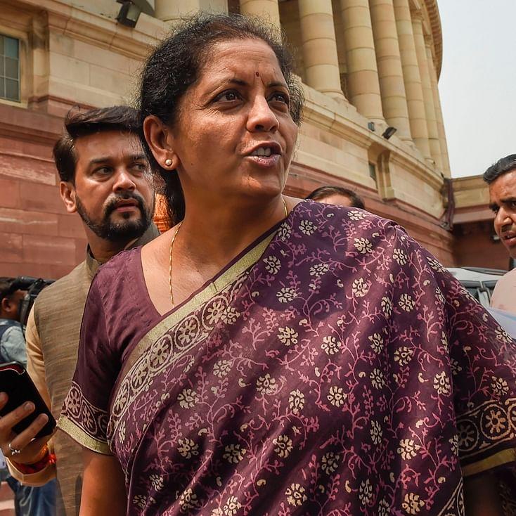 We do listen: FM Nirmala Sitharaman