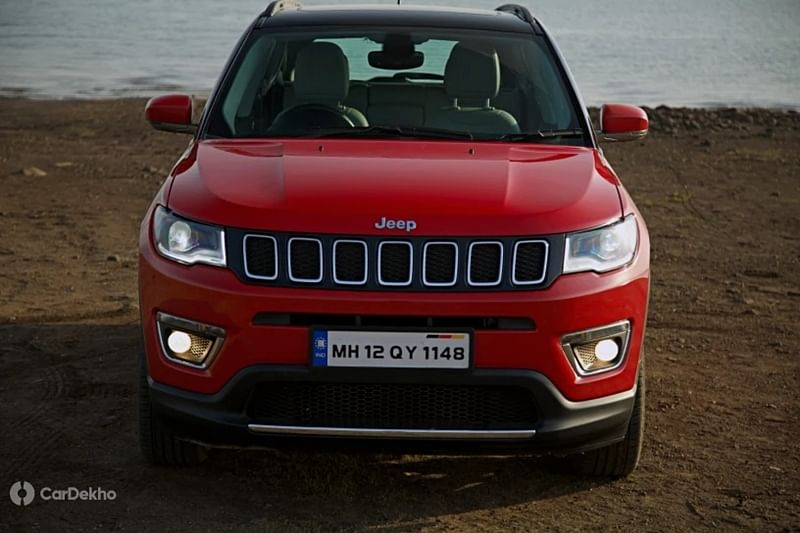 More Powerful Jeep Compass With BS6 Petrol Engine Spotted