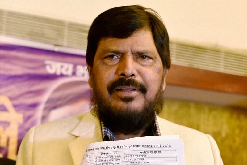 Athawale welcomes Maha govt decision to approve 'reservation in promotion' for SC, ST communities