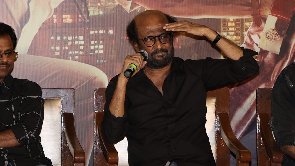 Superstar Rajinikanth: I don't see any progress in my acting