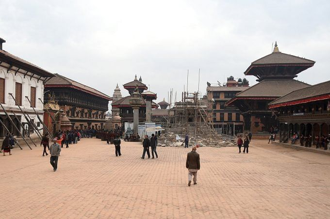 INTACH to help rebuild Kathmandu's heritages sites damaged in earthquakes