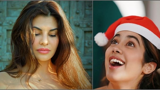 From Jacqueline Fernandez to Janhvi Kapoor: How B-town welcomed Santa