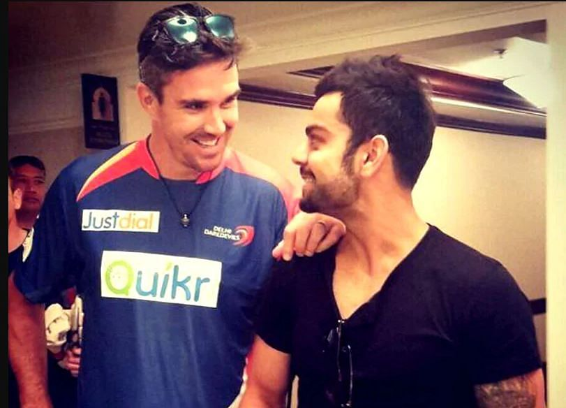 'Your flick was magical': Pietersen hails Virat Kohli on Instagram