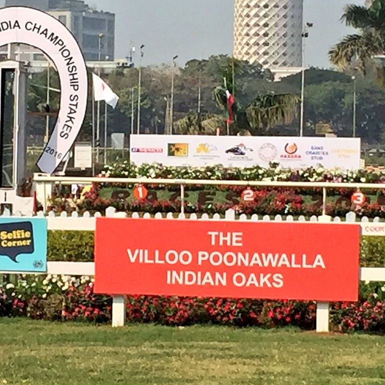 Trouvaille best for Villoo Poonawalla Indian 2000 Guineas