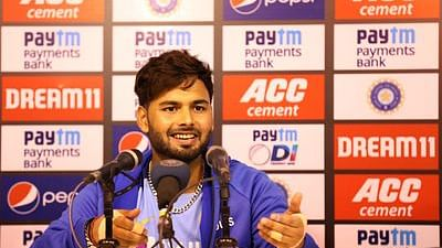 'There isn't anything like a natural game in international cricket': Rishabh Pant