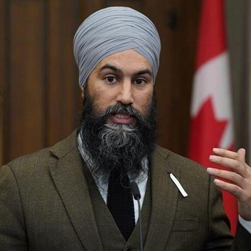 Canadian politician Jagmeet Singh slams CAA, Twitter brands him 'Khalistani'