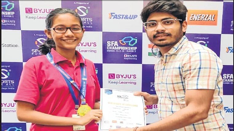 Aakarsh Gupta, Sameeksha Sarkar win SFA chess