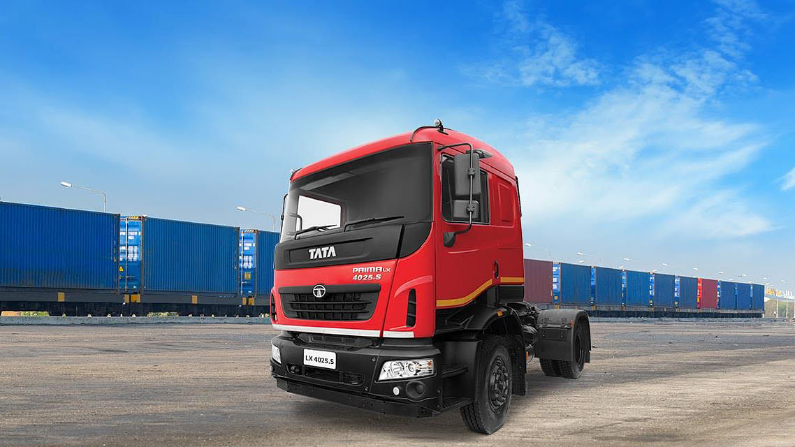 Tata Motors launches Prima, Ultra trucks in Kuwait