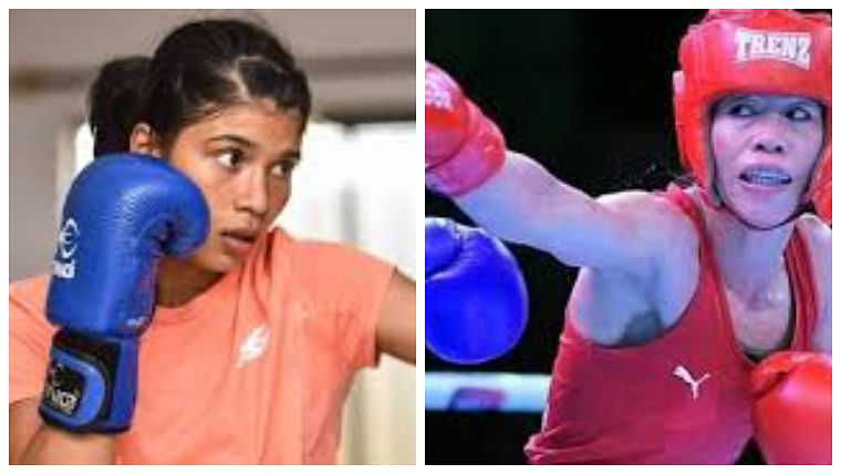 Mary Kom settles feud against Nikhat Zareen, set to represent India in Olympic Qualifiers