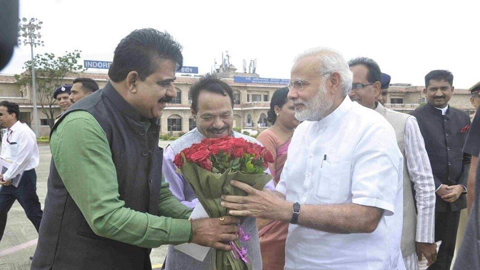 Country, people have bright future under PM Modi, says MP Shankar Lalwani