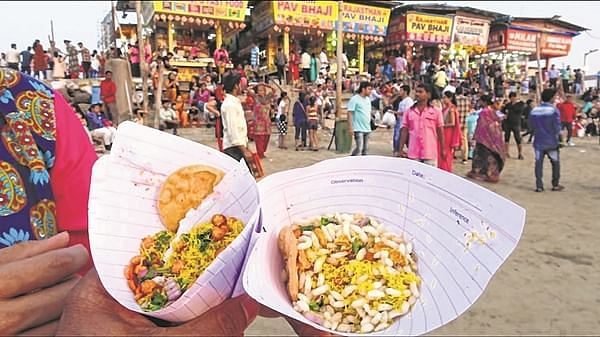 BMC yet to get recipe right on Girgaum bhelpuri stalls
