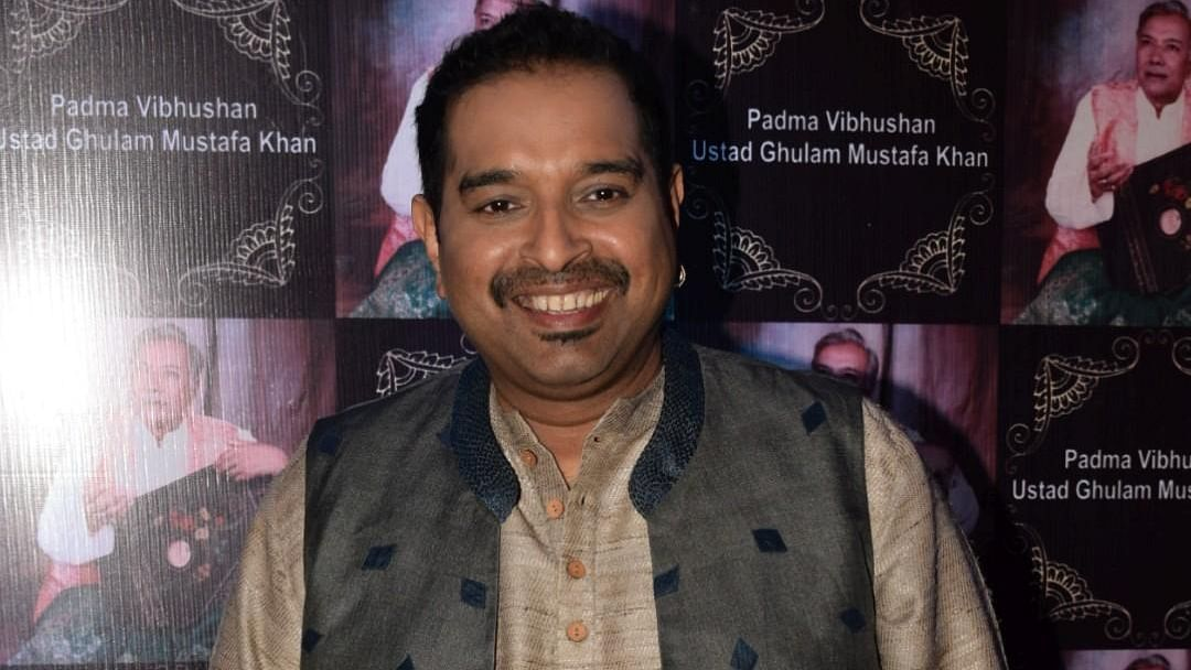 Shankar Mahadevan's 'ode' to para cricketers