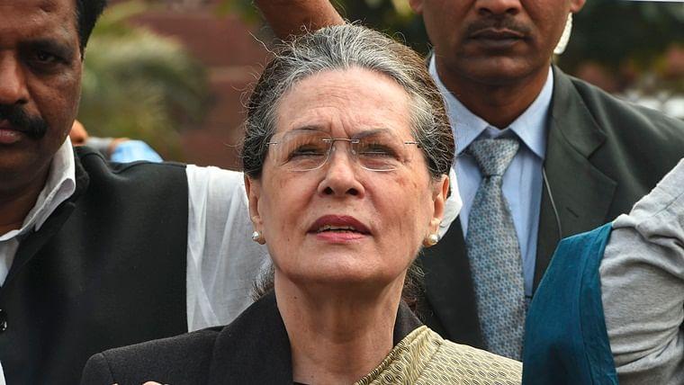Sonia Gandhi not to celebrate birthday in wake of rising cases rape in India