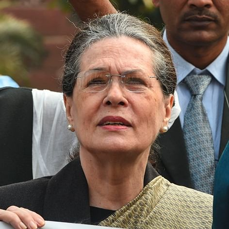 Sonia Gandhi not to celebrate birthday in wake of rising cases rape in India