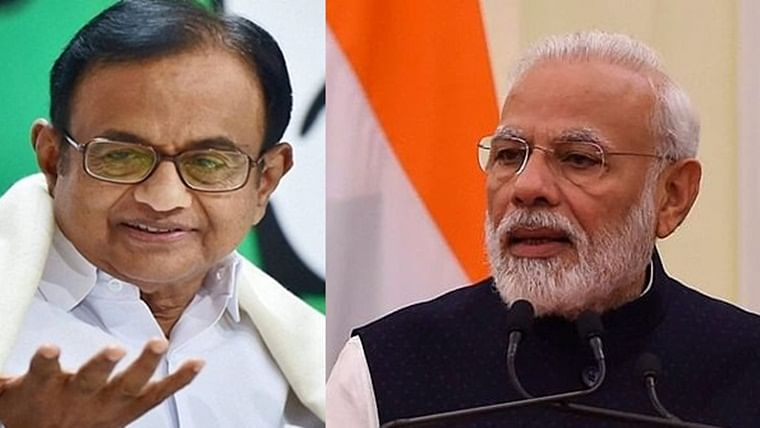 'What is the meaning of such challenges?': Chidambaram chides Modi over 'citizenship to every Pakistani' comment