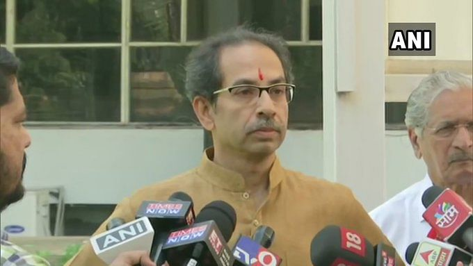 'Another U-turn': Twitter on Uddhav's indecision in supporting CAB