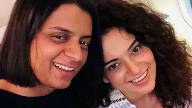 Mumbai: Kangana Ranaut and her sister Rangoli Chandel get fresh summons in sedition case