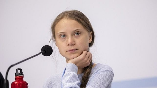 #PostponeJee_NEETinCOVID: Greta Thunberg says millions affected by 'extreme floods'
