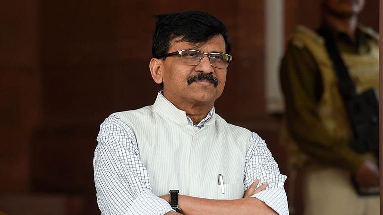 'Kisi ne use bhi gubaare mein bhar ke bhej diya': Sanjay Raut hits back at BJP