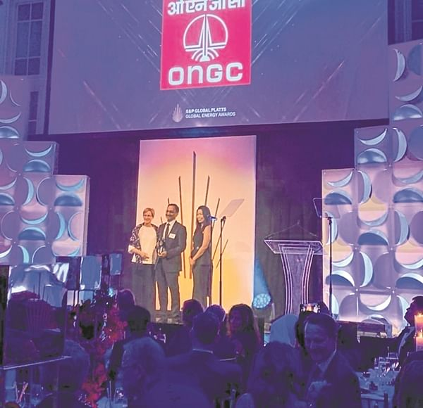 ONGC bags S&P Platts Global Energy Awards 2019 for CSR