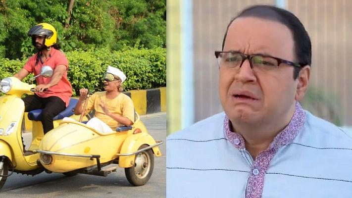 Bhide left in dilemma over Champak Chacha and scooter 'Sakharam' on 'Taarak Mehta Ka Ooltah Chashma'