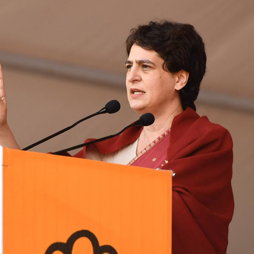 Priyanka Gandhi questions govt's silence over killing of 20 Indian Army soldiers in Ladakh, tags wrong account of PM Modi