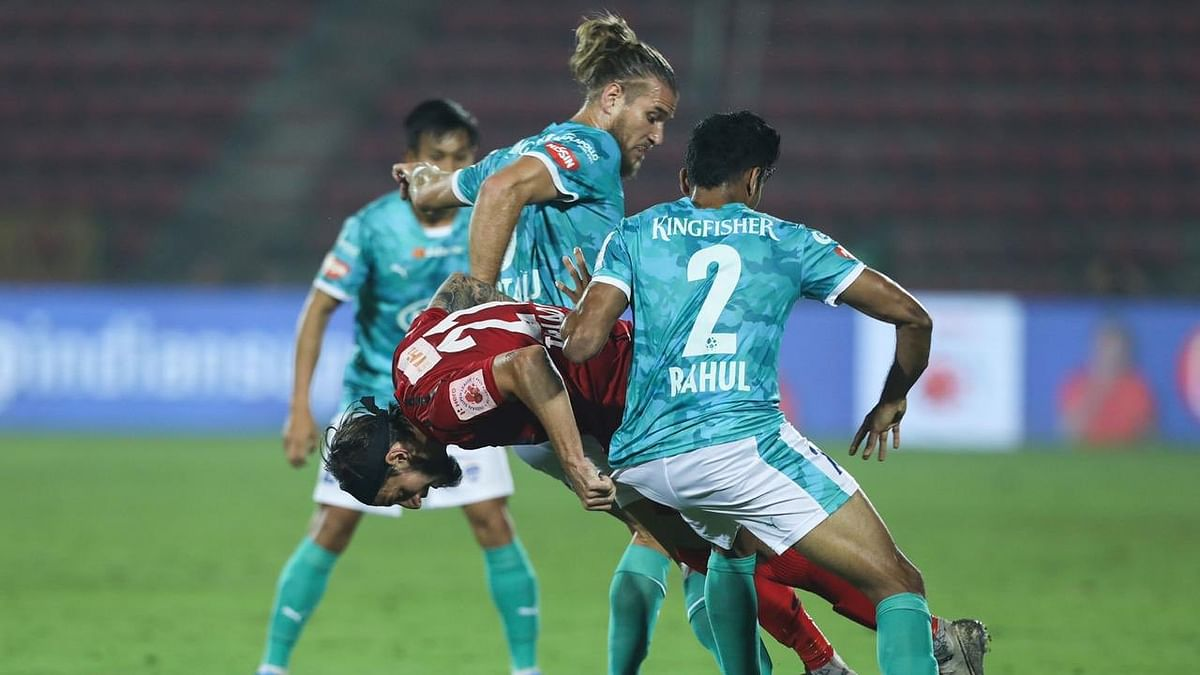 Indian Super League: Bengaluru back on top