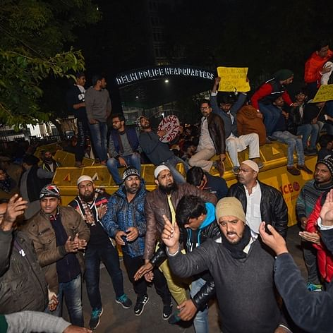 Detained JMI University students released; protest outside Delhi Police HQs called off
