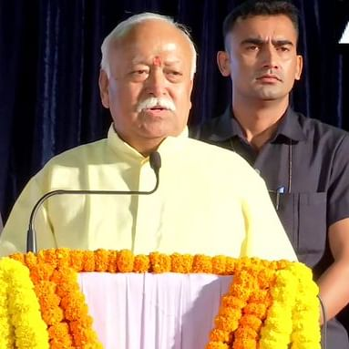 Rearing cows will reduce jail inmates' criminality: Bhagwat