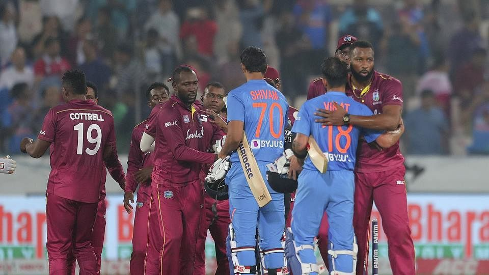 Ind vs WI: West Indies players fined for slow over-rate in first ODI against India