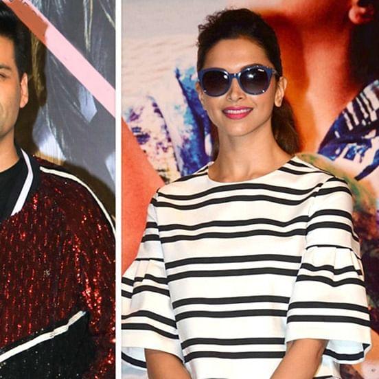 Scoop: Karan Johar signs Deepika Padukone again