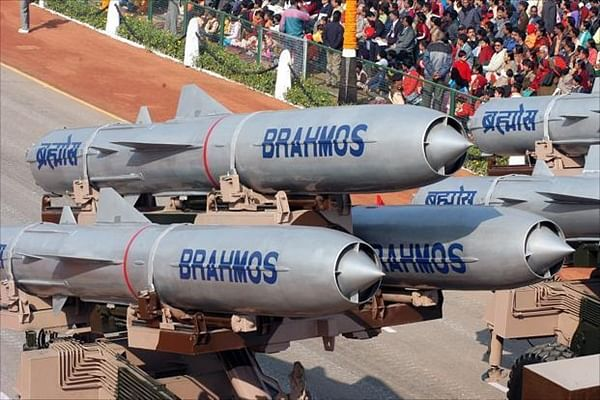 BrahMos missile successfully test-fired from Odisha's Chandipur