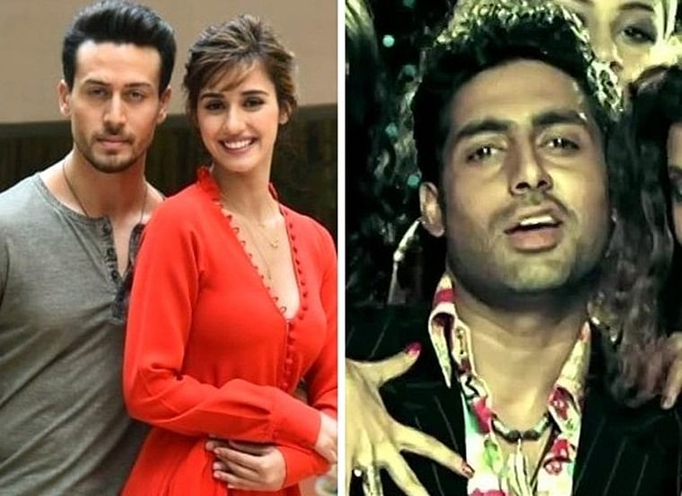 Running out of ideas? Tiger Shroff, Disha Patani to recreate Abhishek Bachchan's 'Dus Bahane' track in Baaghi 3