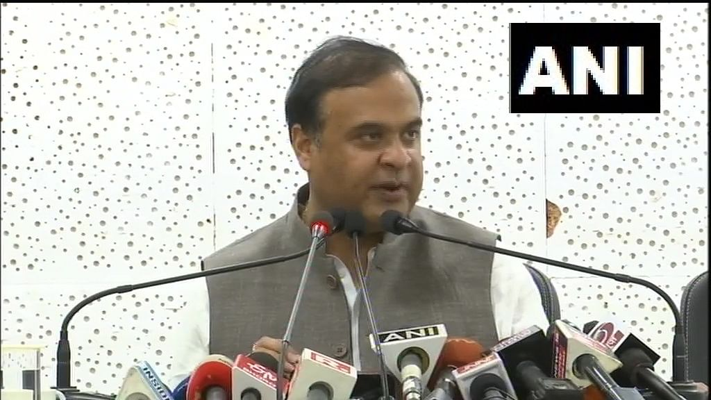 Assam polls: BJP leader Himanta Biswa Sarma's campaign ban reduced to 24 hours