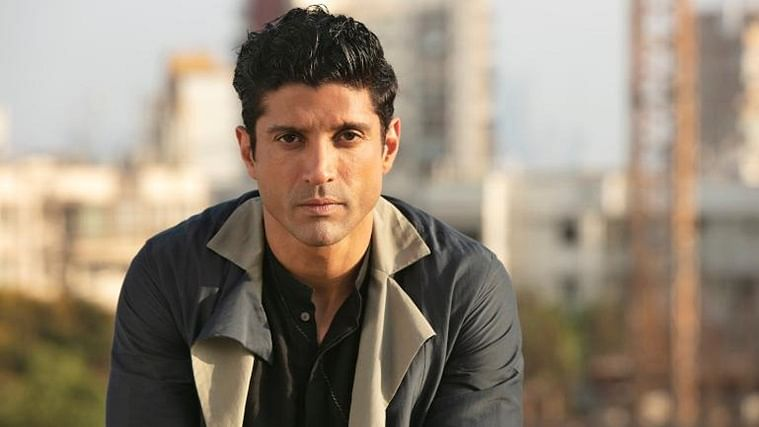 Farhan Akhtar lashes out at Twitter user, asks David Dhawan to make a film called 'Bigot No. 1'