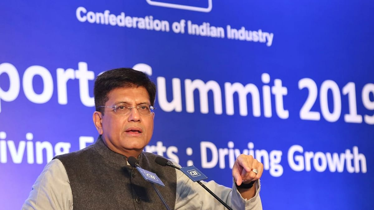CAA on plate: Minister Piyush Goyal dines with Bollywood
