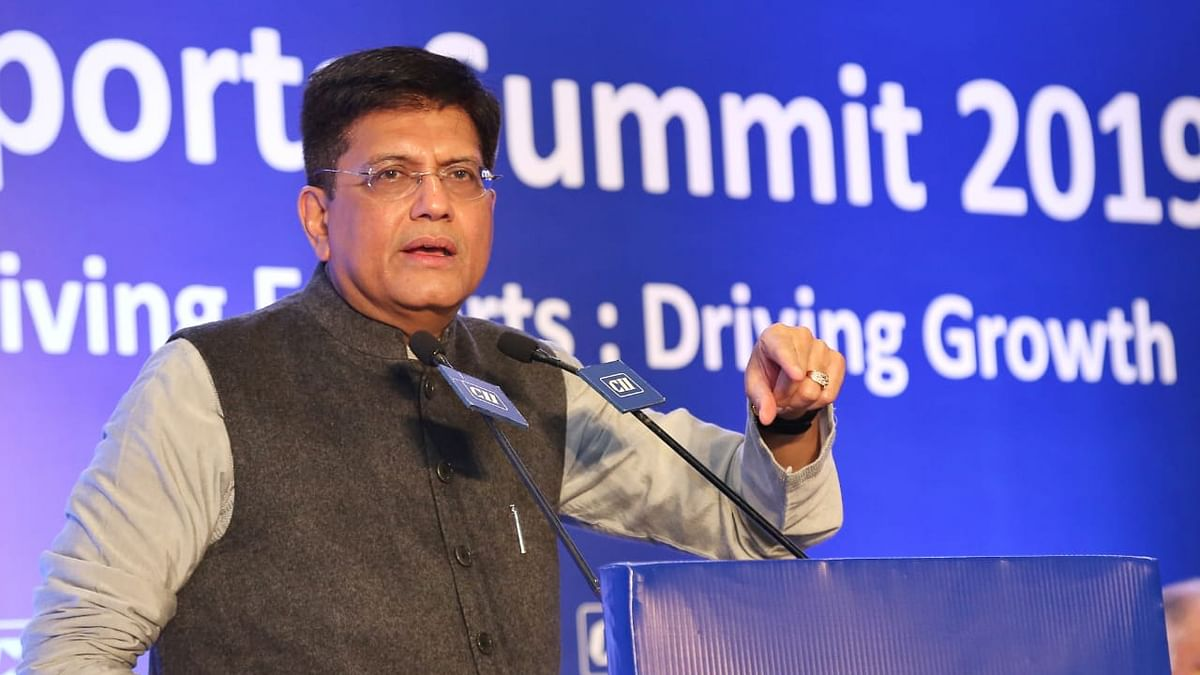 'Everybody has a say', Piyush Goyal on Rahul Bajaj's remarks