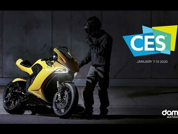 Damon's Shapeshifting Electric Motorcycle To Debut In January 2020