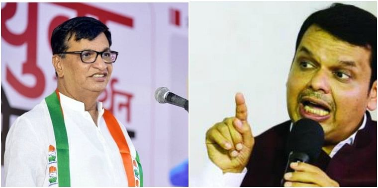 Balasaheb Thorat and Devendra Fadnavis engage in Twitter war over Sanjay Raut's comment on Indira Gandhi