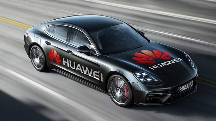 Huawei looks to self-driving cars, inspired by Tesla