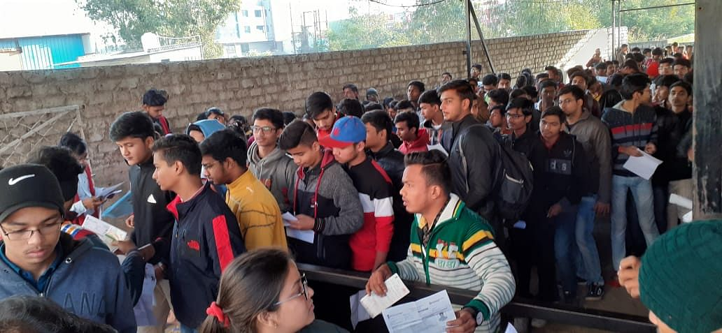 JEE Mains Exam 2020: As compared to January, 50 percent fewer aspirants appear for the exam in Indore