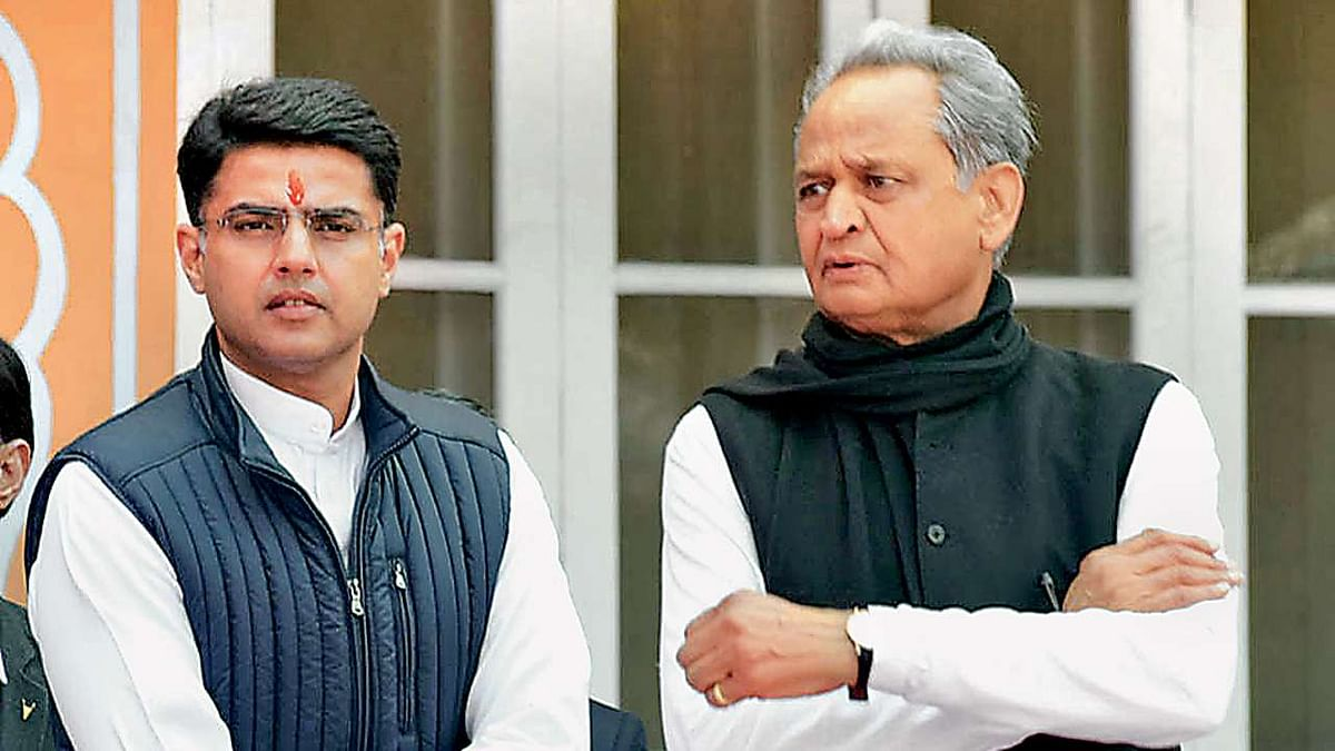 The 'Raj' tussle between Ashok Gehlot and Sachin Pilot