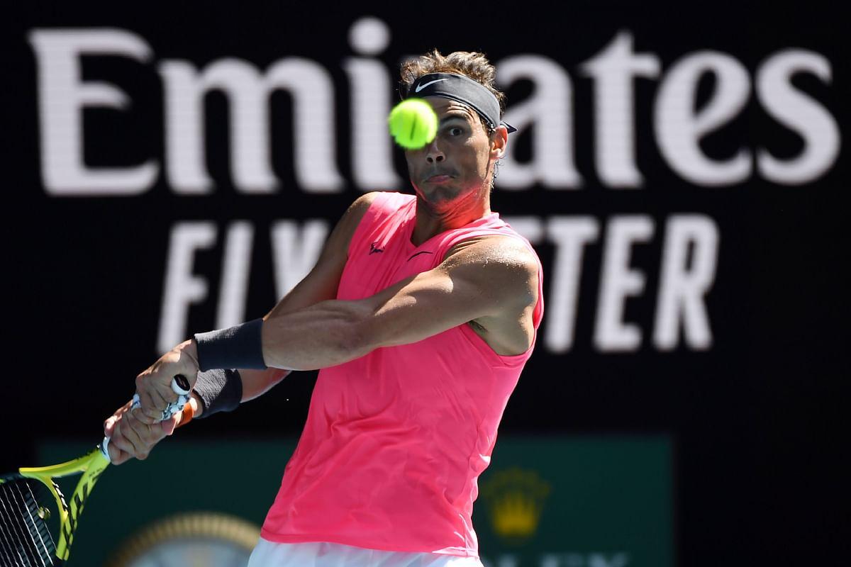 Rafael Nadal in bid to eclipse Federer's record