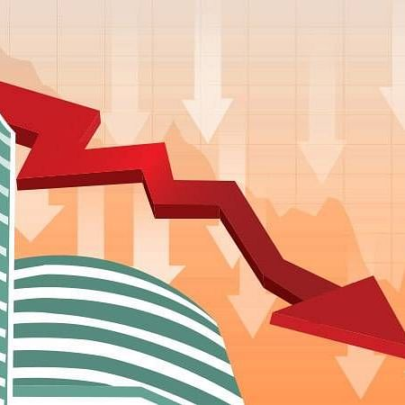 Market bleeds: Investors lose over Rs 3 L cr in two days of market fall