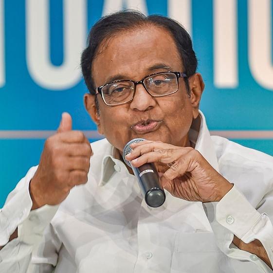 'He is the past, should leave JNU': Chidambaram advises JNU VC to leave university