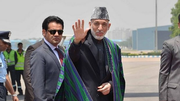 Frosty Indo-Pak ties hit Afghanistan tremendously: Karzai