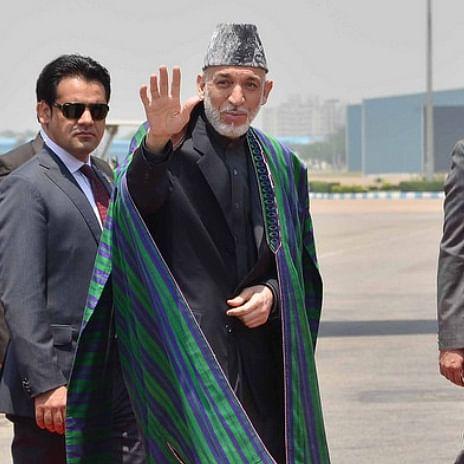 Frosty Indo-Pak ties hit Afghanistan tremendously: Karzai