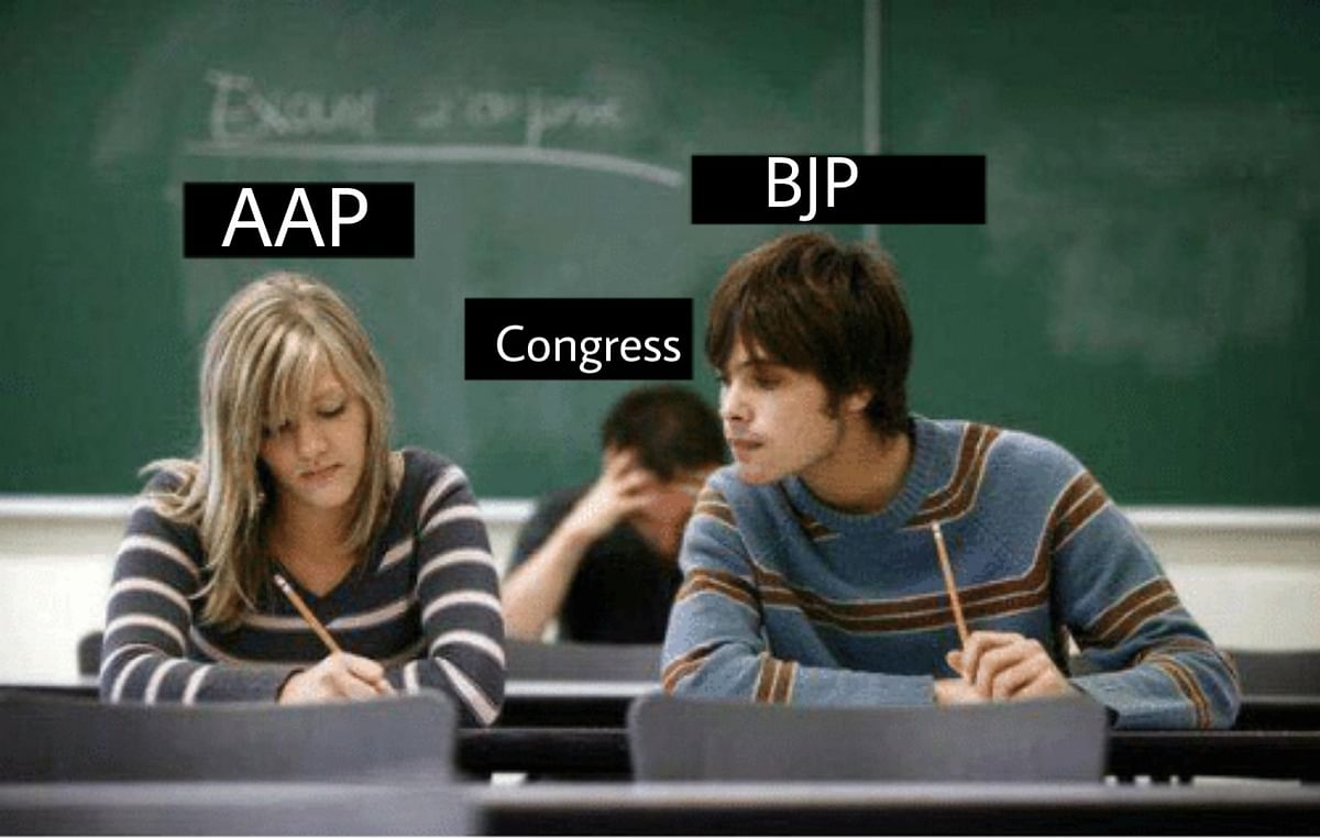 Delhi Election 2020: Twitterati laud AAP's social media game as online war intensifies