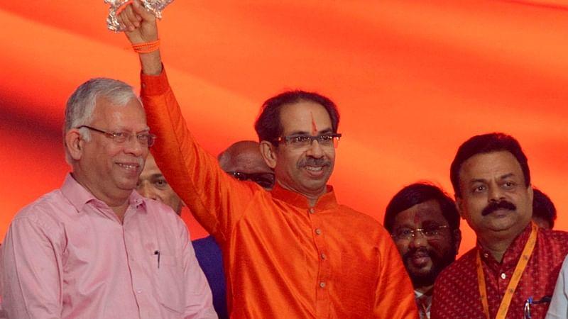 Uddhav Thackeray's message to MNS, BJP, Shiv Sena is not inclined to vacate Hindutva space